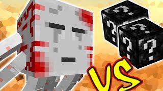 GHAST TITAN VS. LUCKY BLOCK (MINECRAFT LUCKY BLOCK CHALLENGE UR-GHAST)