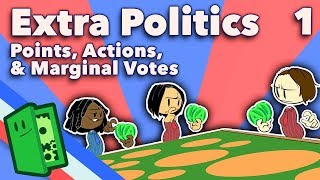 Points, Actions, and Marginal Votes - The Game of Elections - Extra Politics - #1