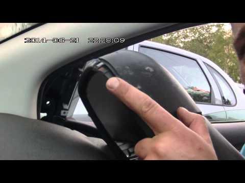 форд фокус2 зеркало