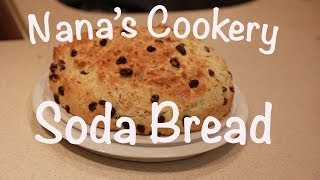 Nana's Cookery Soda Bread