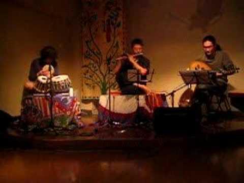 Oud,Bansri and Tabla Session 2006 Tokyo
