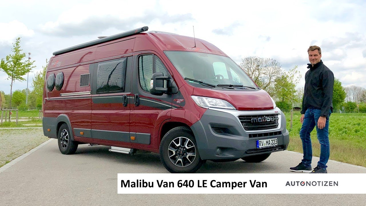Malibu Van 10 LE im Wohnmobil-Test, Review 10
