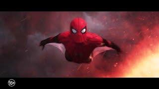 Фантастический боевик  Человек паук Вдали от дома - русский трейлер  фильмы 2019