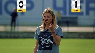 Пенальти challenge с легендой украинского футбола Игорем Шуховцевым