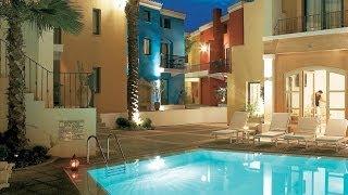 Grecotel Plaza Spa Apartments, о. Крит-Ретимно | Mouzenidis Travel(Сайт:http://www.mouzenidis-travel.ru/hotel/grecotel-plaza-spa-apartments Отель построен в стиле критской деревни. Его архитектура перекли..., 2013-06-27T06:12:39.000Z)