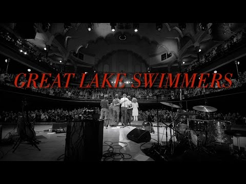 Great Lake Swimmers Live At Massey Hall | July 8, 2014
