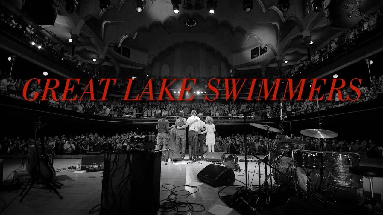 video: Great Lake Swimmers Live At Massey Hall | July 8, 2014