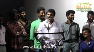 Saanthan Audio Launch