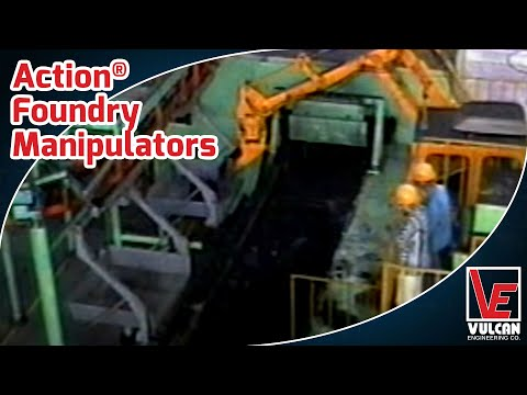 Action® Foundry Manipulators