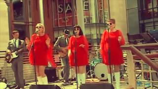 Mashup of Jessie J & The B52's - incredible vocals from The Dionnes Band Ireland