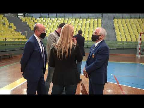Presentación Campeonato de España de Karate 15/04/2021