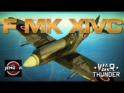 War Thunder Sub's Choice Ep 38: Spitfire F Mk XIVc [Expensive!]
