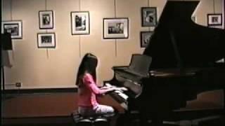 Dorothy ~ Student of Ralph Iossa - Turkish March - Mozart