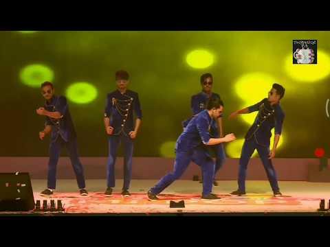 MJ5 Dance best Performance at Mi-Pop India TvB