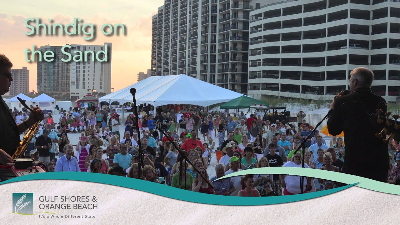 Gulf Ss Orange Beach Events