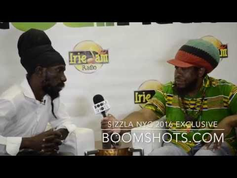 Sizzla Talks U.S. Tour & Black Lives Matter