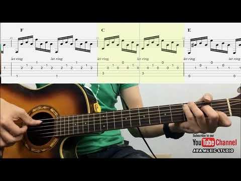 EYES, NOSE, LIPS by TAEYANG - Rhythm Guitar Cover