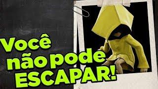 A ASSUSTADORA HISTÓRIA! || Little Nightmares