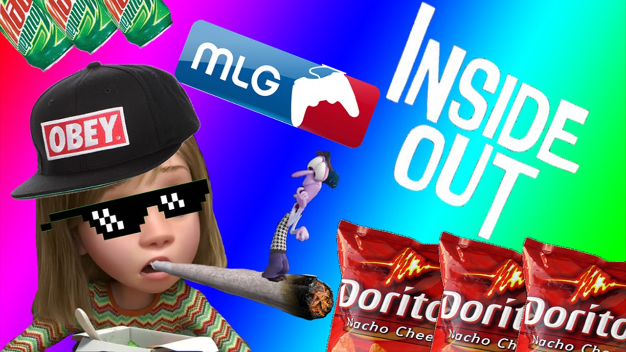 Mlg inside out youtube for In and out pictures