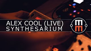 ALEX COOL- Synthesarium Live Session (МОТИ'В bar)