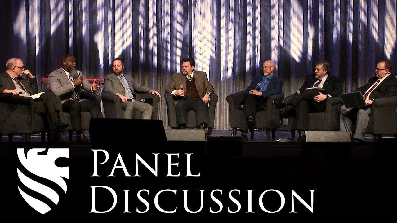 Social Justice & The Gospel Conference: All Sessions - Sovereign Nations