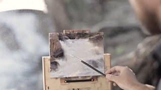 Sierra Landscape painting workshop June 2013
