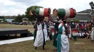 Burundi Drumline