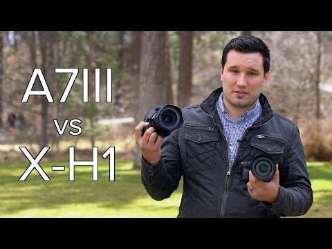 X-H1 vs A7III Autofocus & IBIS comparison - Fuji Surprises!