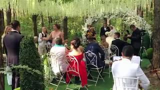 УДИВИТЕЛЬНО СВАДЬБА В ЛЕСУ IMPERIALIS ORCHESTRA WEDDING TIME