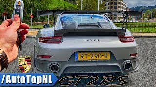 Porsche 911 GT2 RS Weissach REVIEW POV Test Drive by AutoTopNL