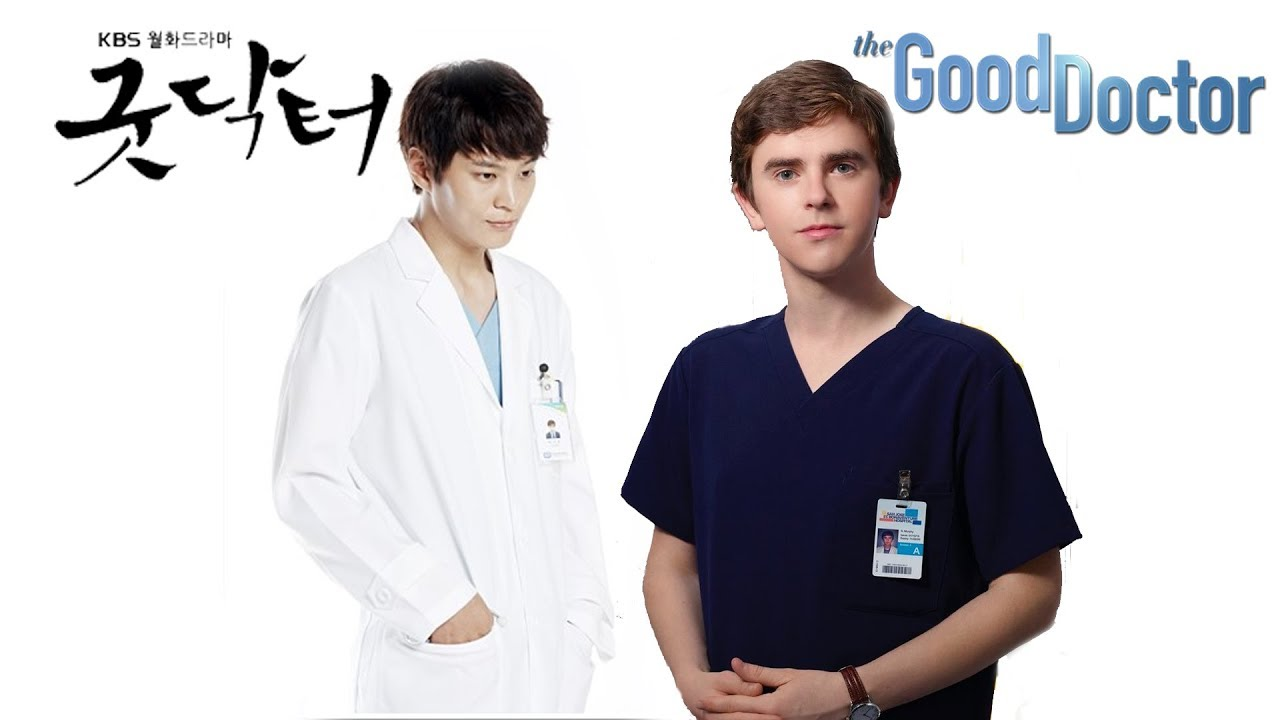 The Good Doctor Korean Vs Remake American Youtube