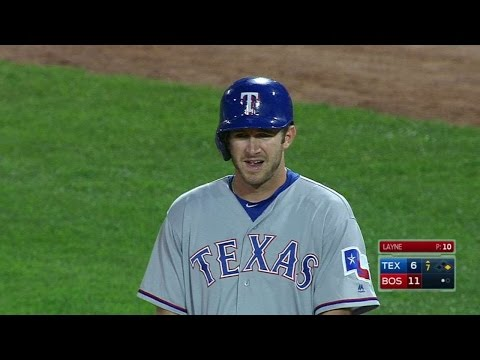 TEX@BOS: Hoying plates Desmond with single to center