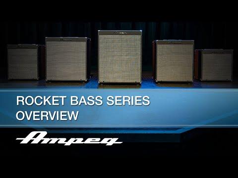 Ampeg | Rocket Bass Series Overview