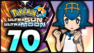 Pokemon Ultra Sun and Moon: Part 70 - Captain Rematches! [Post-Game 100% Walkthrough]