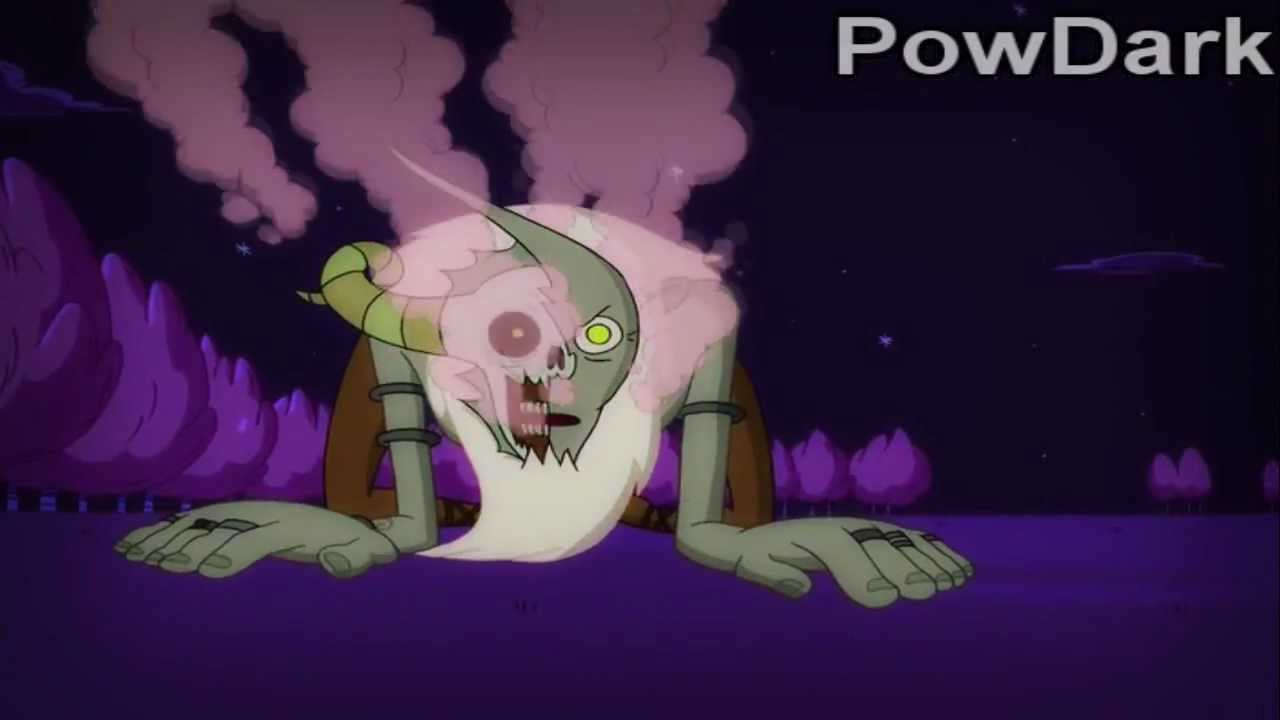 Adventure Time The Lich Youtube