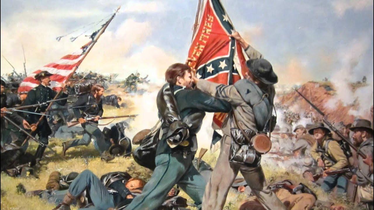 Civil War Historical Painting | Civil war artwork, Civil war |American Civil War Battle Paintings