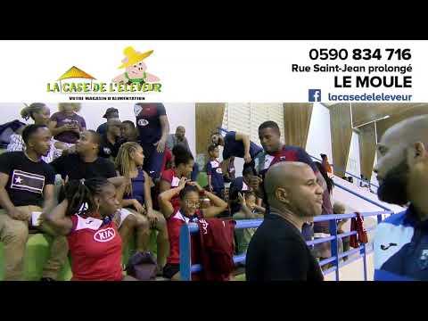 Kia Futsal Guadeloupe : 3e Journée DLOCHO vs FAX Mardi 22 Octobre 2019 à Bouillante