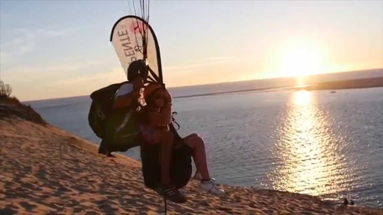teaser pyla parapente par 2witness audiovisuel dune du pilat plage du petit nice youtube. Black Bedroom Furniture Sets. Home Design Ideas