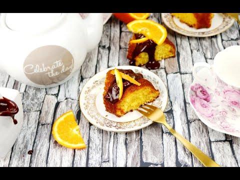 cake-a-l'orange-ultra-léger-et-moelleux-recette-simple-et-rapide