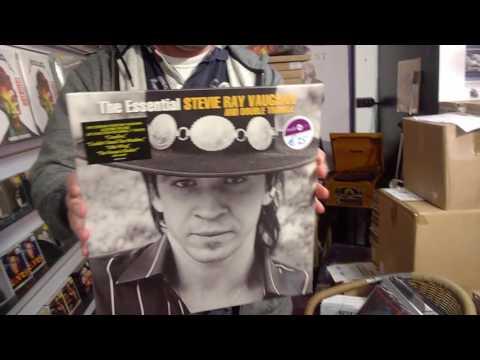 Music Zone - New Vinyl Releases November 25th 2016