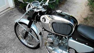 1964 Honda CB160 restoration nearly complete?