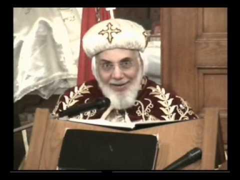 قداس عيد الغطاس المجيد 2012 بمطرانية سمالوط