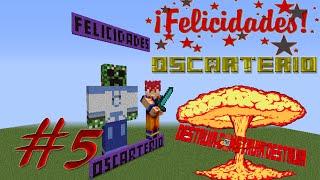 DESTRUIR..CONSTRUIR,DESTRUIR...Episodio#5 Felicidades Amigo