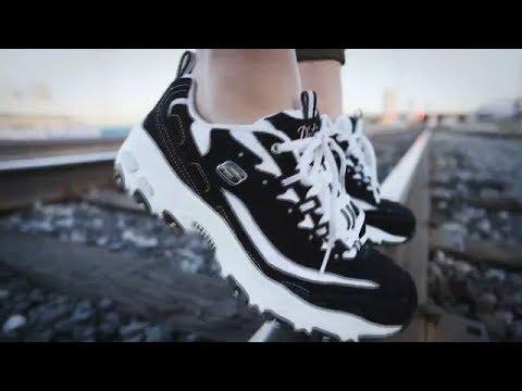 Deportes mostrar Sospechar  Skechers D'Lites - Anuncio 2018 Spot Comercial Publicidad - YouTube
