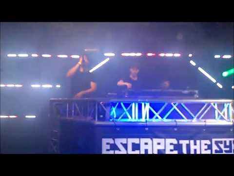 Delete Played ''Rebelion Ft MC Livid - Armageddon'' @ Escape The System 12.05.18