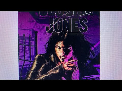"Jessica Jones ""Blind Spot"" Story Arc Coming In January 2020"