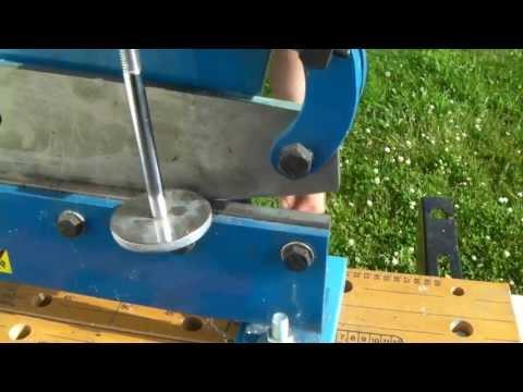 Metal Shear Modification