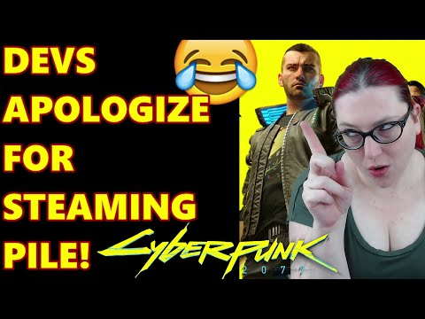 Cyberpunk 2077 Dev Admits Game Was A Mess And Offers Refunds