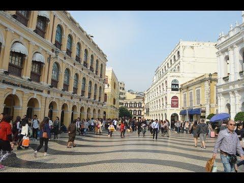 MACAU TRAVEL VLOG | Feels Like Europe, Vegas, & Asia