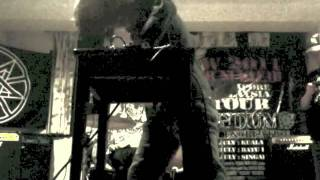 JAH EXCRETION LIVE@ABC PARTIZAN House Part - 24/07/2011
